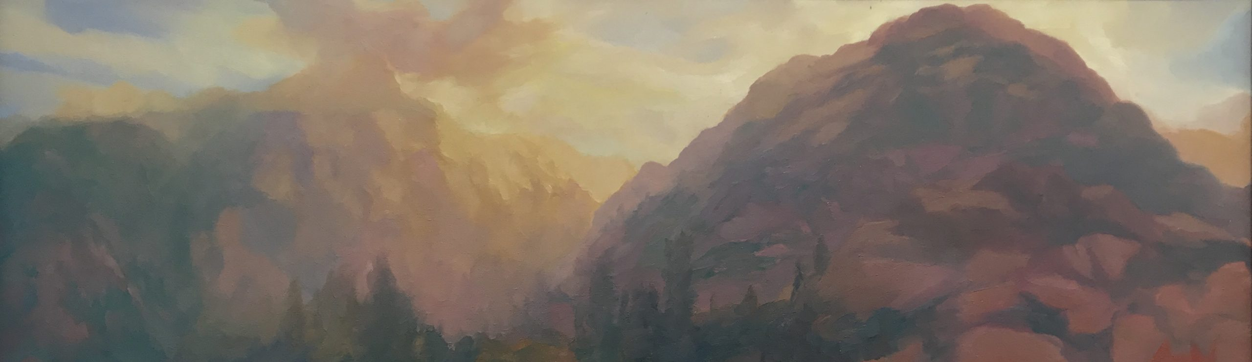 Anna Vogel <br>Deep Canyon   $220