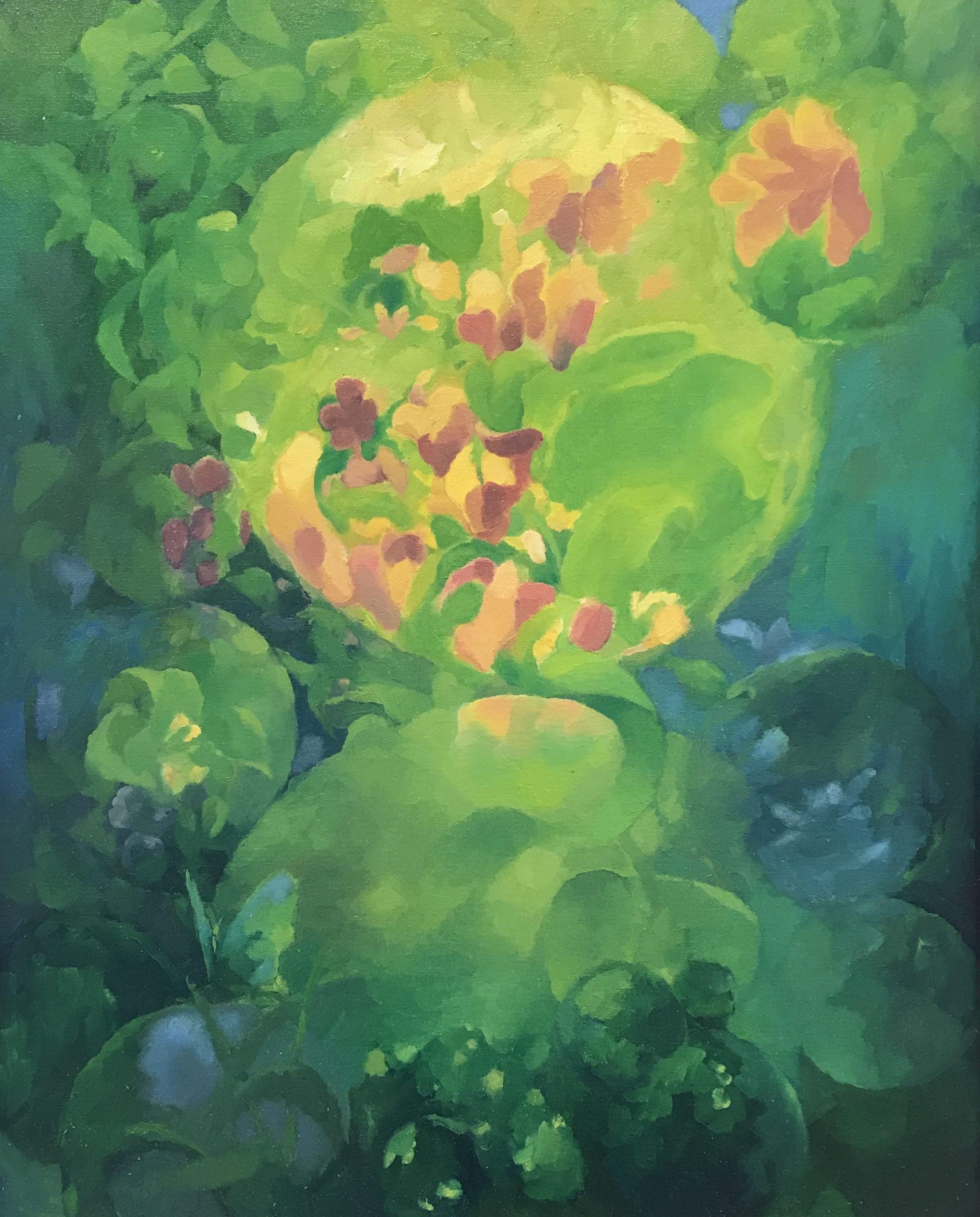 Anna Vogel<br>Flower Mandala   $240