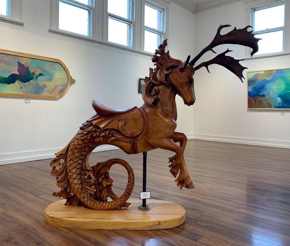Sea Beast<br>Steve Arment   $10,000
